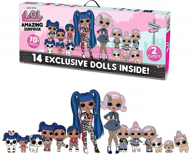 Набор MGA Entertainment LOL Surprise Amazing Surprise 559764