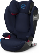 Автокресло Cybex Solution S-Fix Indigo группа 2/3 (15-36 кг) Blue