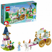 LEGO Disney Princess™ Карета Золушки
