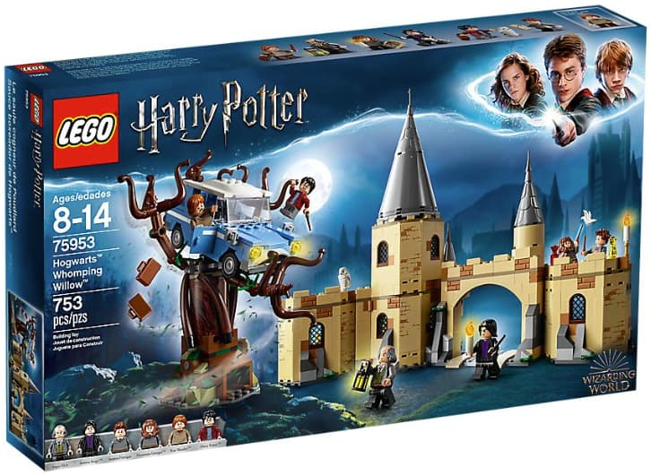"LEGO Harry Potter ""Гремучая ива"""