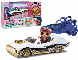 Игровой набор L.O.L. Surprise Car with Limited Edition Doll, 569398