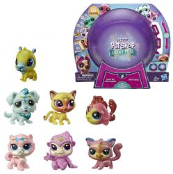 Игровой набор Littlest Pet Shop Littlest Pet Shop Lucky Pets Crystal Ball E7412